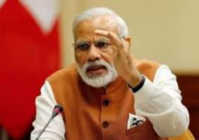 pm asks bjp mps to work for welfare of deprived sections of society