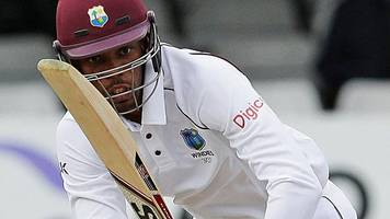 essex v west indies: roston chase makes half-century in tour match draw