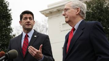 gop headed toward an intraparty debt ceiling fight