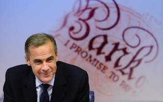 carney: the uk's financial sector could double in size in 25 years