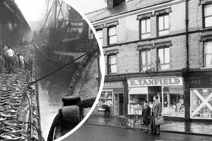 discover how hessle road became the heart of hull's fishing industry through poetry and music