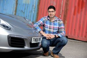 company car man ravi karia loves game of thrones, his porsche 911 and hates british gas price hikes