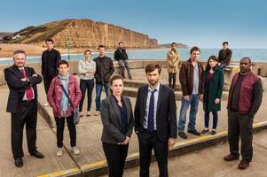 cliff path made famous by itv's broadchurch reopens