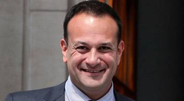 donaldson insists brexit talks with taoiseach will be 'robust and frank'