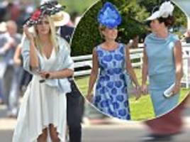 racegoers up the style stakes for day four of goodwood