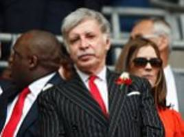 arsenal owner kroenke removes bloodsports from tv channel