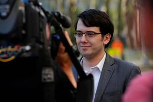 'pharma bro' martin shkreli found guilty of securities fraud