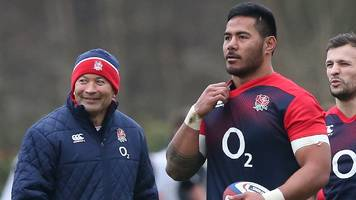 manu tuilagi: eddie jones ready to pick england centre after seven-month lay-off