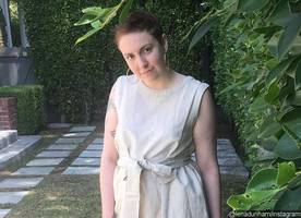 lena dunham gets blasted for calling out flight attendants who were having 'transphobic talk'