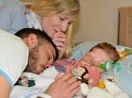 charlie gard's parents: our last hours with our son