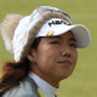 shin bags hole-in-one at women's british open