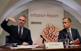 """bank of england's ben broadbent: the uk is at the """"maximum rate of pain"""""""