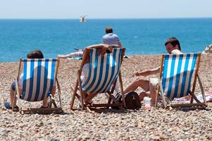most of europe set to swelter in serious heatwave - but will we?