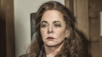 stockard channing praised for west end return