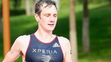 alistair brownlee: olympic triathlon champion to miss rest of 2017