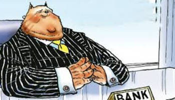 only ten years after the last financial crisis the banks are at it again