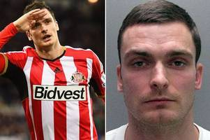 disgraced footballer adam johnson will have 'no chance' of playing premier league football after release, says agent