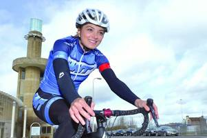 getting into the saddle for pedal for scotland 2017? top athlete charline joiner shares her preparation advice