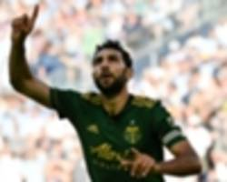 video: diego valeri hits screamer to give timbers lead