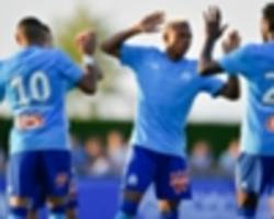 video: marseille supersub n'jie hits twice from the bench