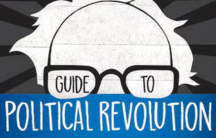 bernie sanders releases the teen guide to political revolution