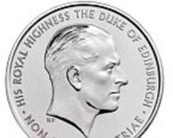 royal mint launch new prince philip £5 coin