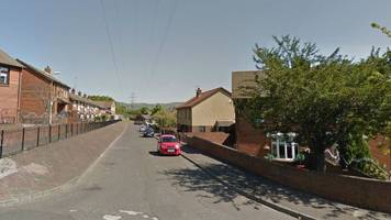 belfast homes evacuated in police search