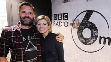 jodie whittaker opens up about 'doctor who'