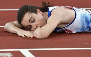 agony for muir as she misses world championships medal
