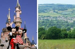 we don't want disneyland here: group protest play park proposal in cotswolds