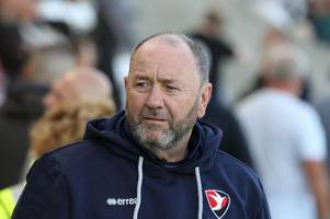 how much will potential harry pell deal affect cheltenham town manager gary johnson's remaining transfer window dealings?