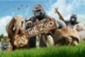 Watch the teaser video for the new CBBC series The Zoo which was...