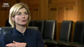 jodie whittaker reveals how she feels about becoming the 13th doctor
