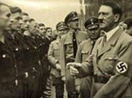 hitler photographs unearthed showing nazi rise to power