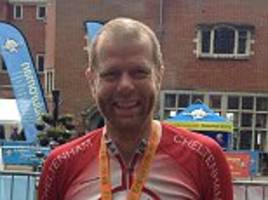 triathlete dies trying to swim across the english channel