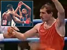 mayweather's last loss - what happened at 1996 olympics?