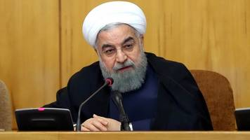 iran cabinet: president rouhani criticised over all-male line-up