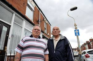 residents fear hessle road regeneration scheme will not be completed until after christmas