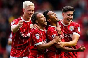 bristol city breeze past plymouth argyle in carabao cup as freddie hinds scores on debut
