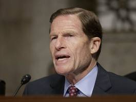 Trump Attacks Sen. Blumenthal's Military Record After Criticism Over Leak Crackdown