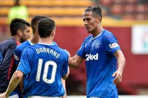 bruno alves says his rangers debut reminded him of playing for porto's b team