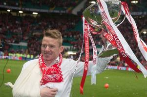 celtic ace jonny hayes desperate to get both hands on league cup trophy with hoops after agony of 2014 final with aberdeen