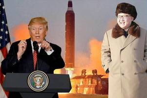 Nuclear war fears as Donald Trump threatens North Korea with 'fire and fury like the world has never seen'