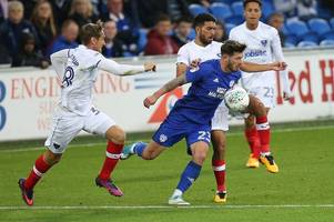 the cardiff city player ratings as kennedy and mendez-laing shine while one man fails to impress against portsmouth