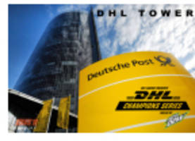 DHL is the New Worldwide Title Sponsor for the Upcoming DR1 Drone Racing Series