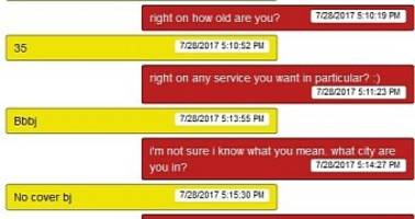 Microsoft's Latest Chat Bot Looks for Sexy Chats, Reports You to the Police