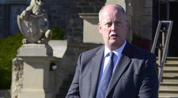 Sinn Fein challenge PSNI chief Hamilton over violence and criminality of UDA