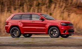 Jeep's Most Expensive Model Yet Is The 2018 Grand Cherokee Trackhawk
