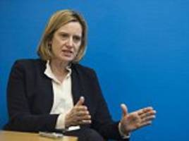 amber rudd and cressida dick back more stop and searches