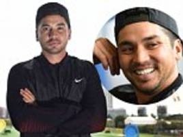 jason day on high-tops and his mother's cancer scare